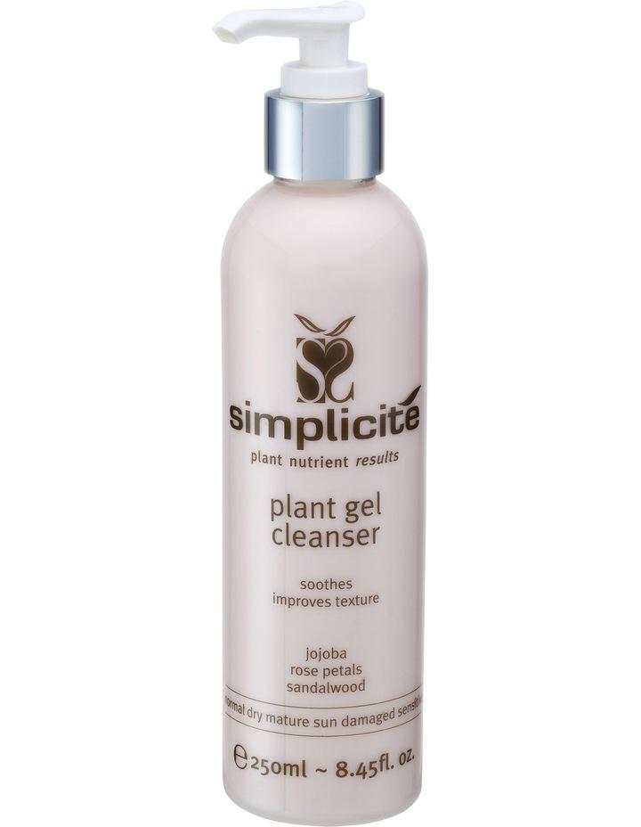 Plant Gel Cleanser - Normal/Dry Skin image 1