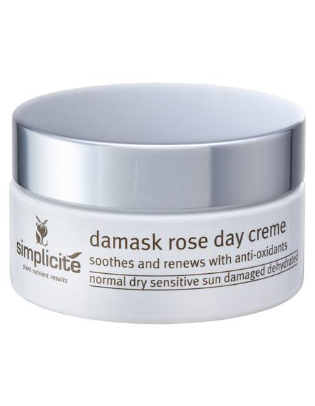 Damask Rose Day Creme  Normal/Dry Skin image 1