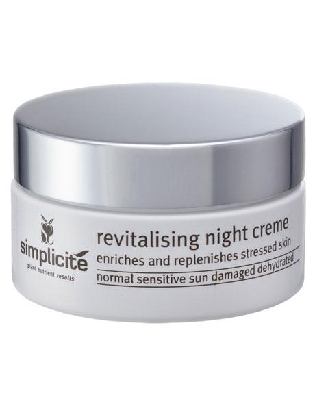 Revitalising Night Creme  Normal/Dry Skin image 1