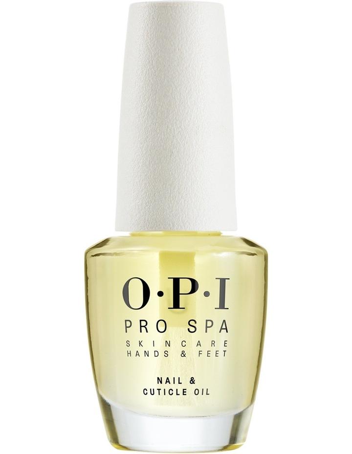Pro Spa Nail & Cuticle Oil 14.8 ml image 1