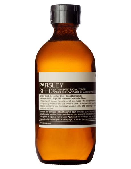 Parsley Seed Anti-Oxidant Facial Toner image 1