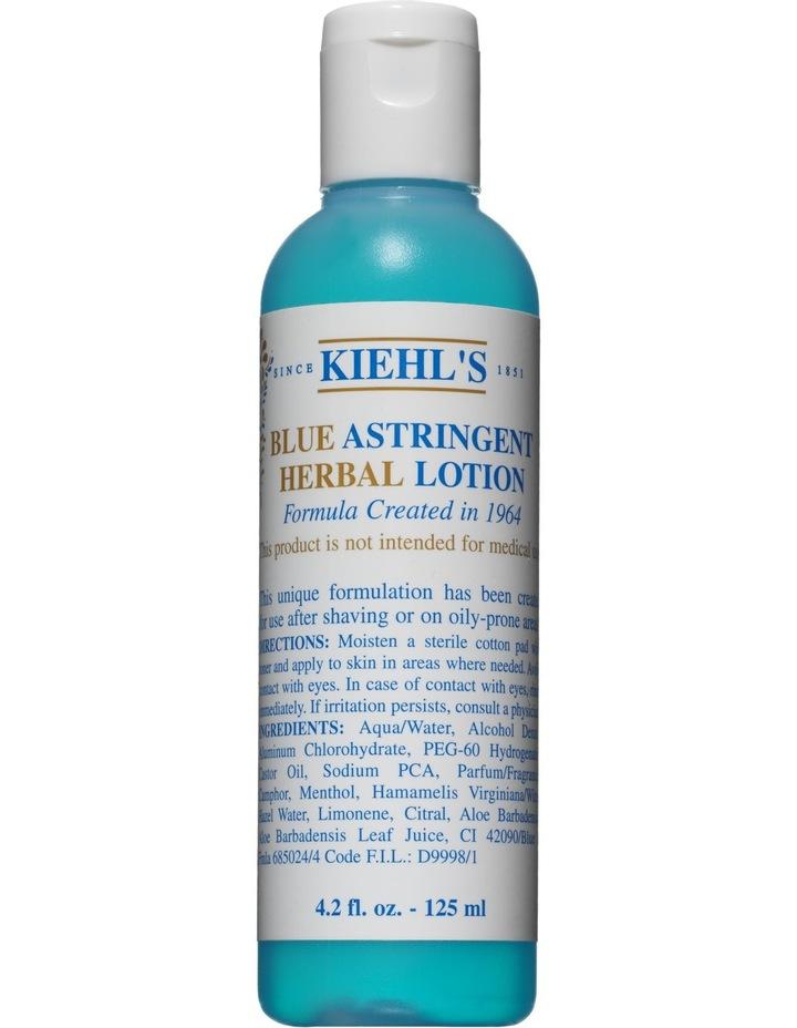 Blue Astringent Herbal Lotion image 1