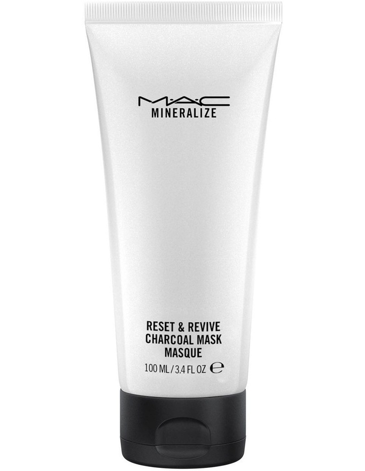 Mineralize Reset & Revive Charcoal Mask image 1