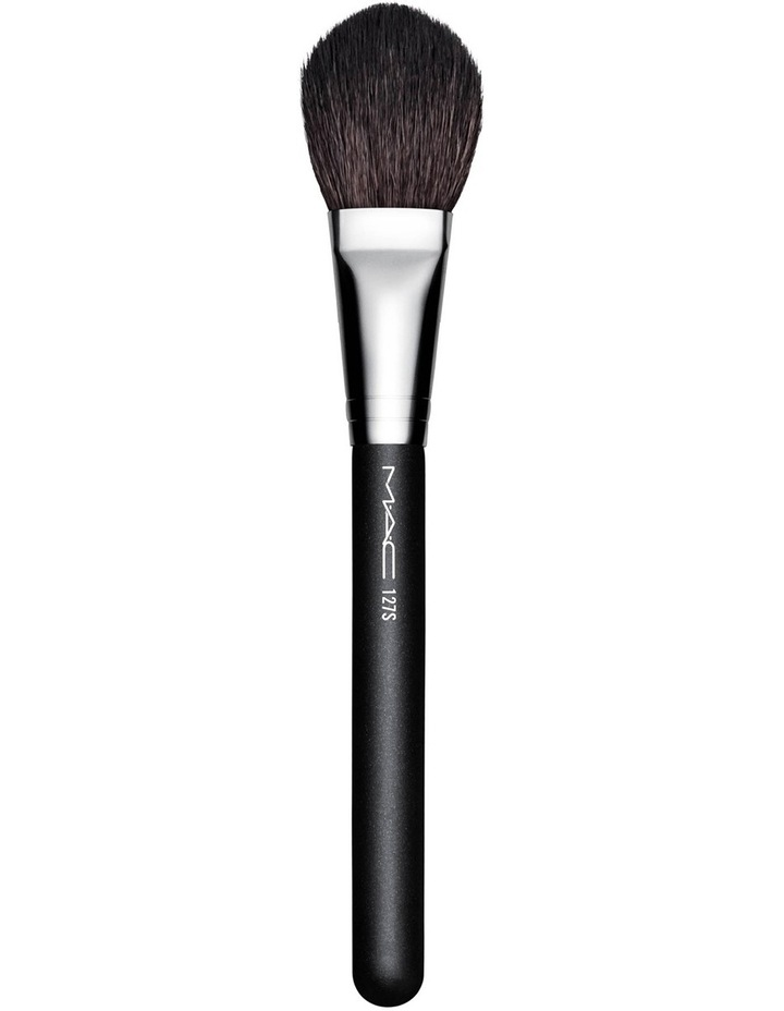 127S Split Fibre Face Brush image 1