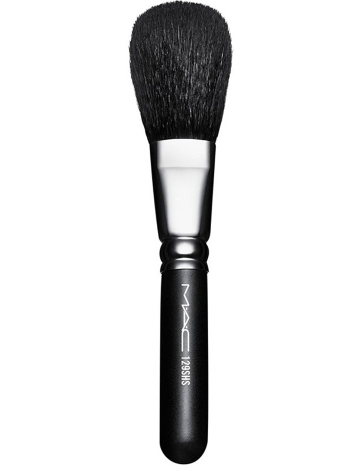 129Shs Powder/Blush Brush image 1