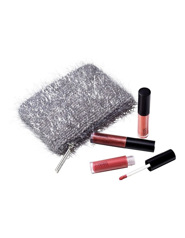 Fireworked Like A Charm Mini Lipglass Kit: Neutral (Valued at $68) image 2