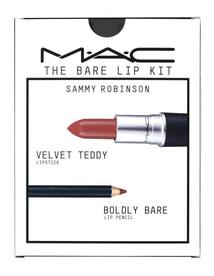 MAC x Sammy Robinson The Bare Lip Kit image 3