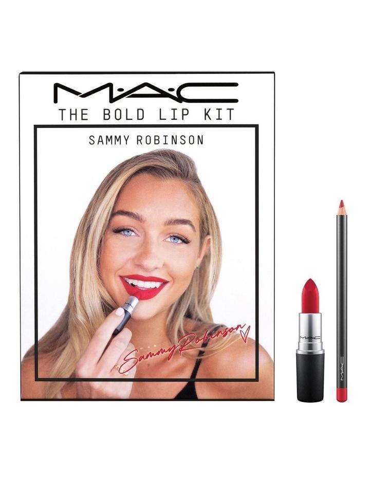 MAC x Sammy Robinson The Bold Lip Kit image 1