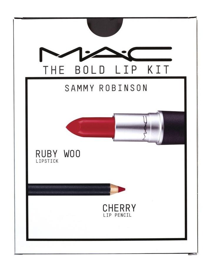 MAC x Sammy Robinson The Bold Lip Kit image 3