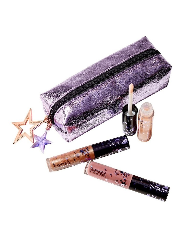 Lucky Stars Lip Gloss Kit: Neutral (valued at $70) image 4