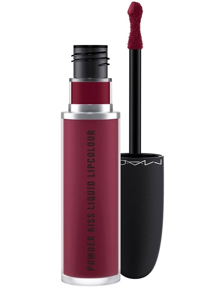 Powder Kiss Liquid Lip Colour image 1