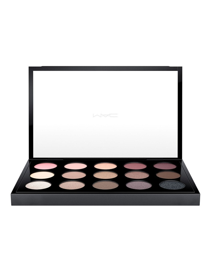 Eyeshadow X 15: Cool Neutral image 1
