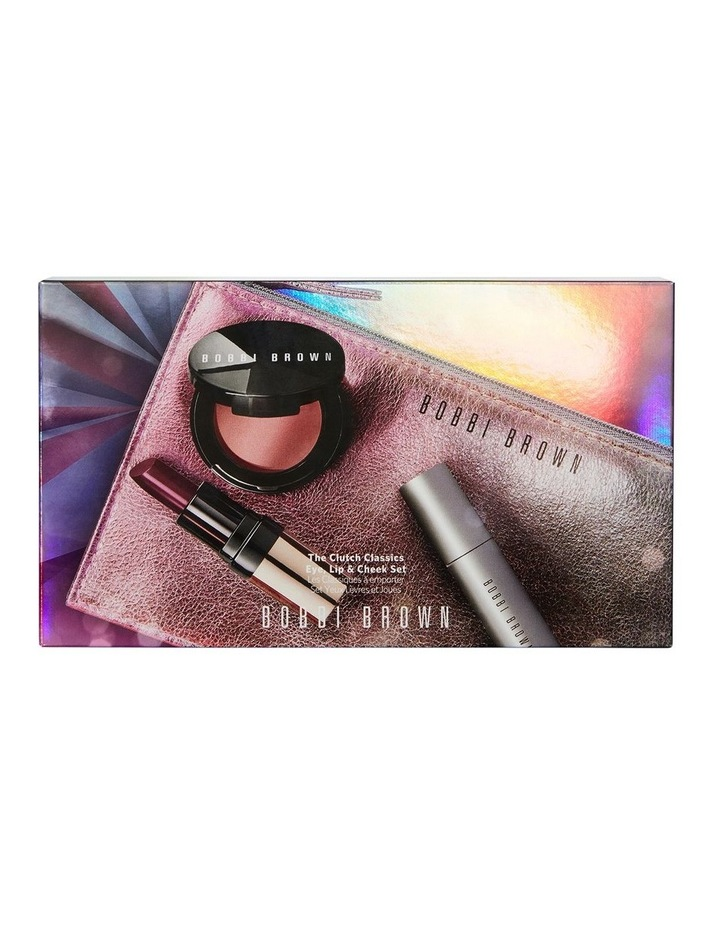 The Clutch Classics Eye, Lip & Cheek Set (valued at $89) image 2