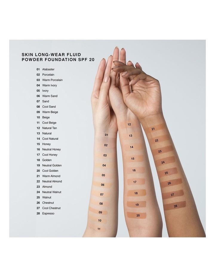Skin Long-Wear Fluid Powder Foundation SPF20 image 3