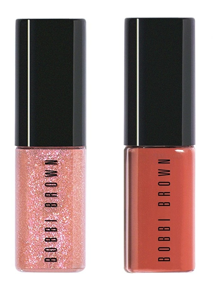 Glossy Lip Duo Nudes (valued at $56) image 1