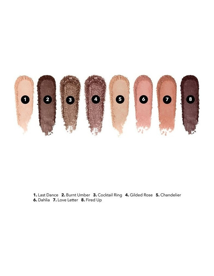 Love In The Afternoon Eye Shadow Palette image 2