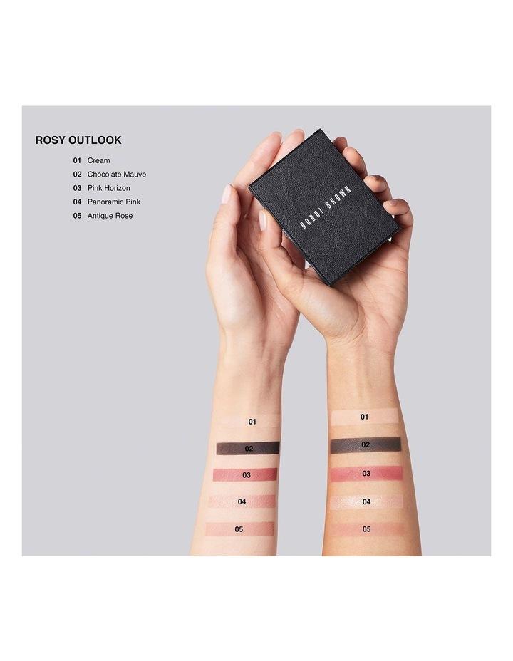 Essential Multicolor Eyeshadow Palette -  Rosy Outlook image 4