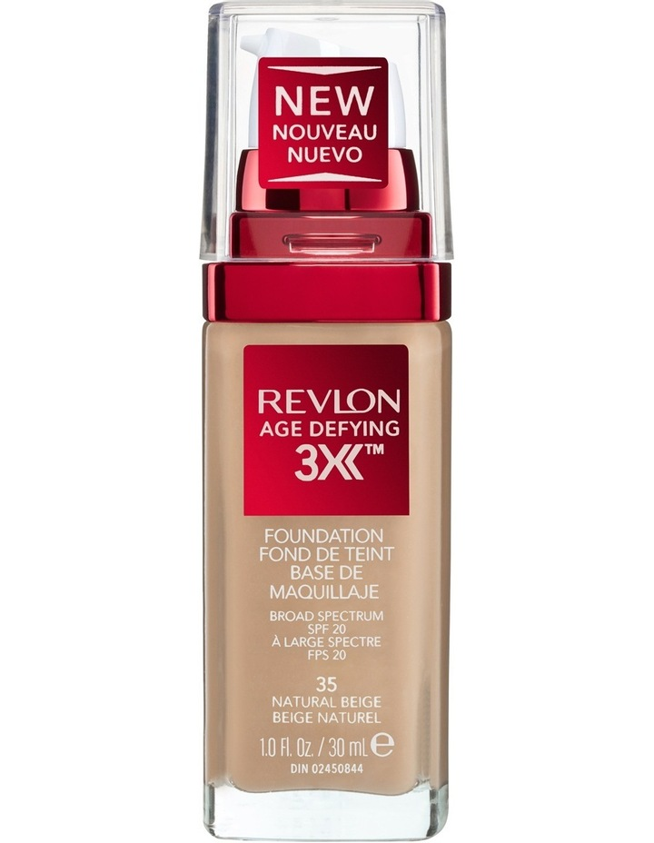 Age Defying 3X Foundation image 1