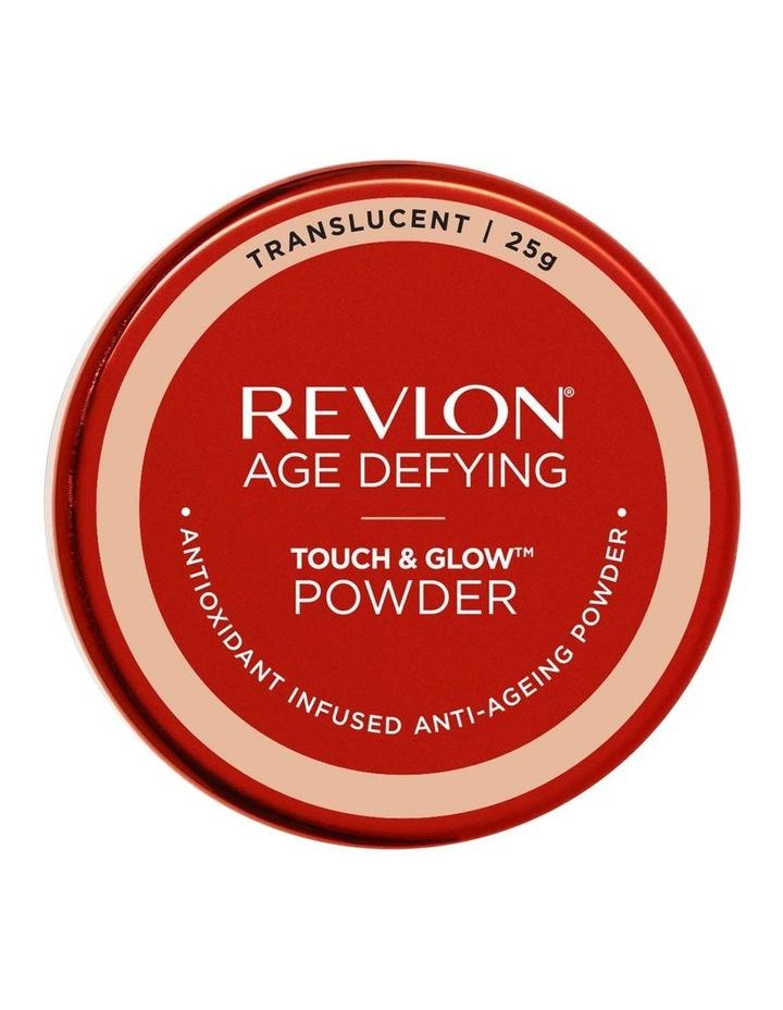 Revlon Age Defying Touch & Glow Powder image 1