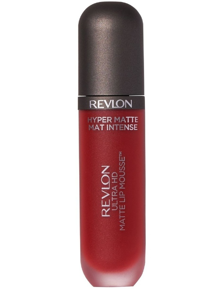 Revlon Ultra HD Matte Lip Mousse Hyper Matte Red Hot image 1