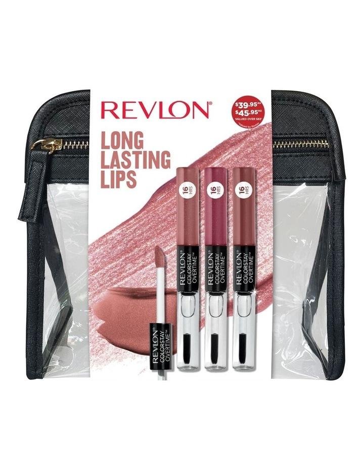 Longlasting Lips Christmas Set image 1