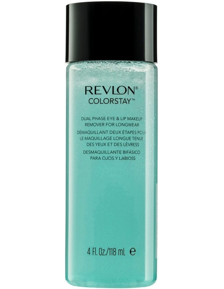 Colorstay Dual Phase Eye & Lip Makeup Remover for Longwear image 1