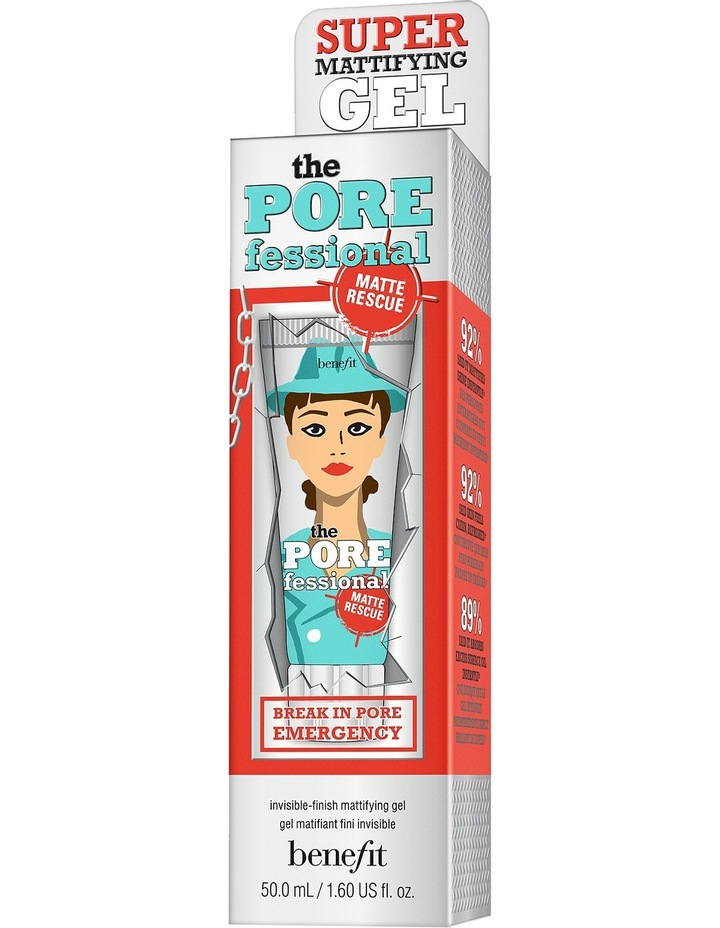Porefector Step 3: Porefessional Matte Rescue image 2