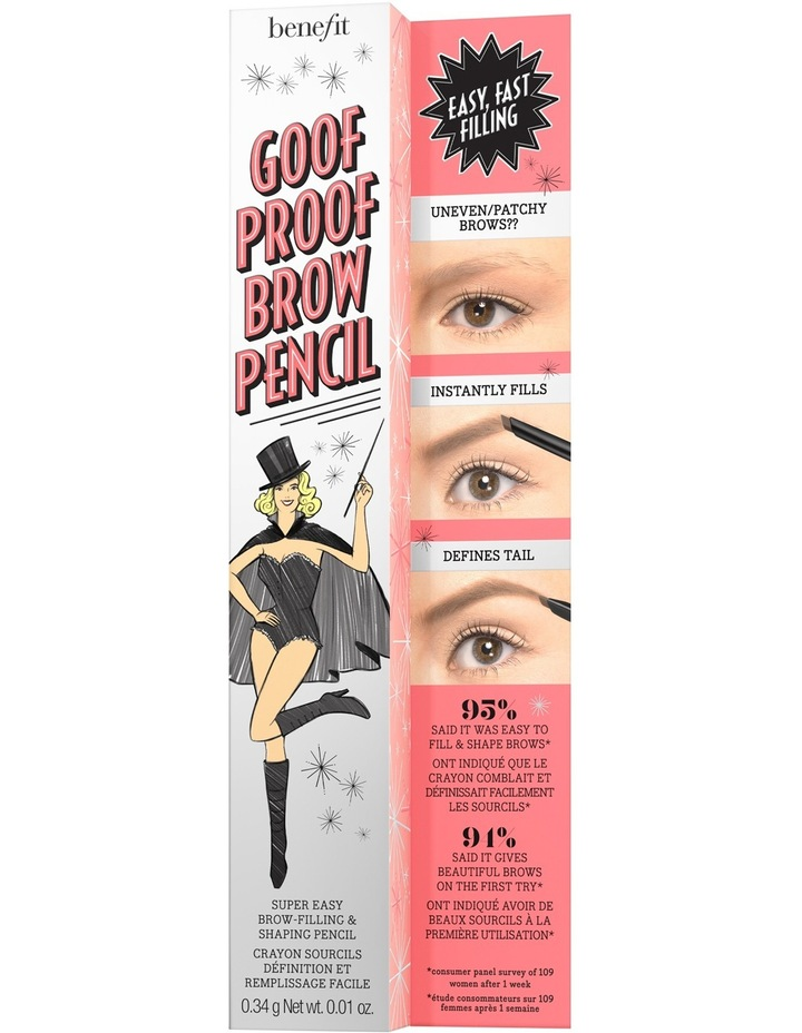 Goof Proof Brow Pencil image 3