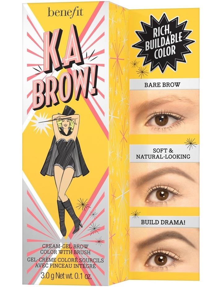 ka-BROW! Eyebrow Cream-Gel Colour image 3