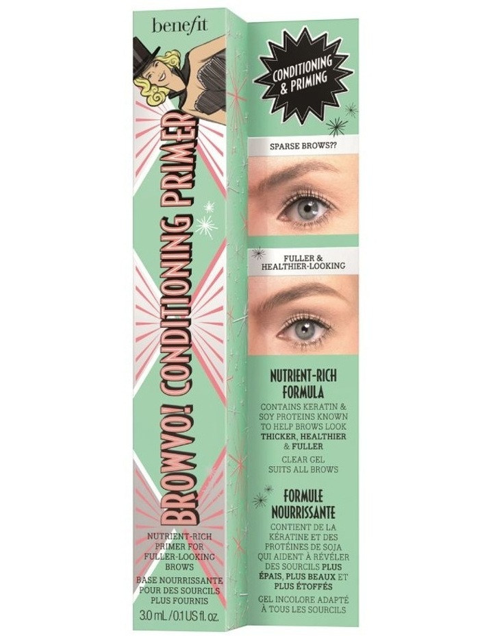 BROWVO! Conditioning Eyebrow Primer image 1