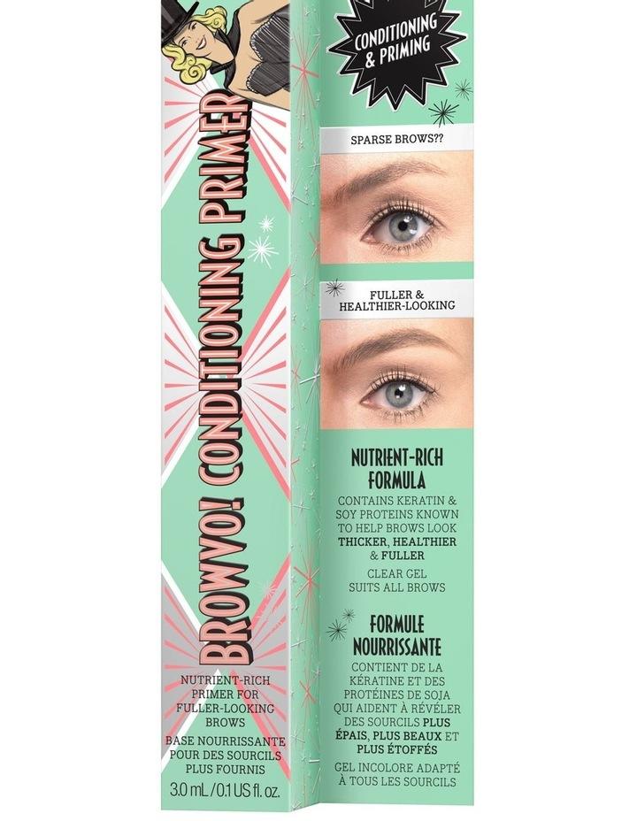 BROWVO! conditioning eyebrow primer image 5