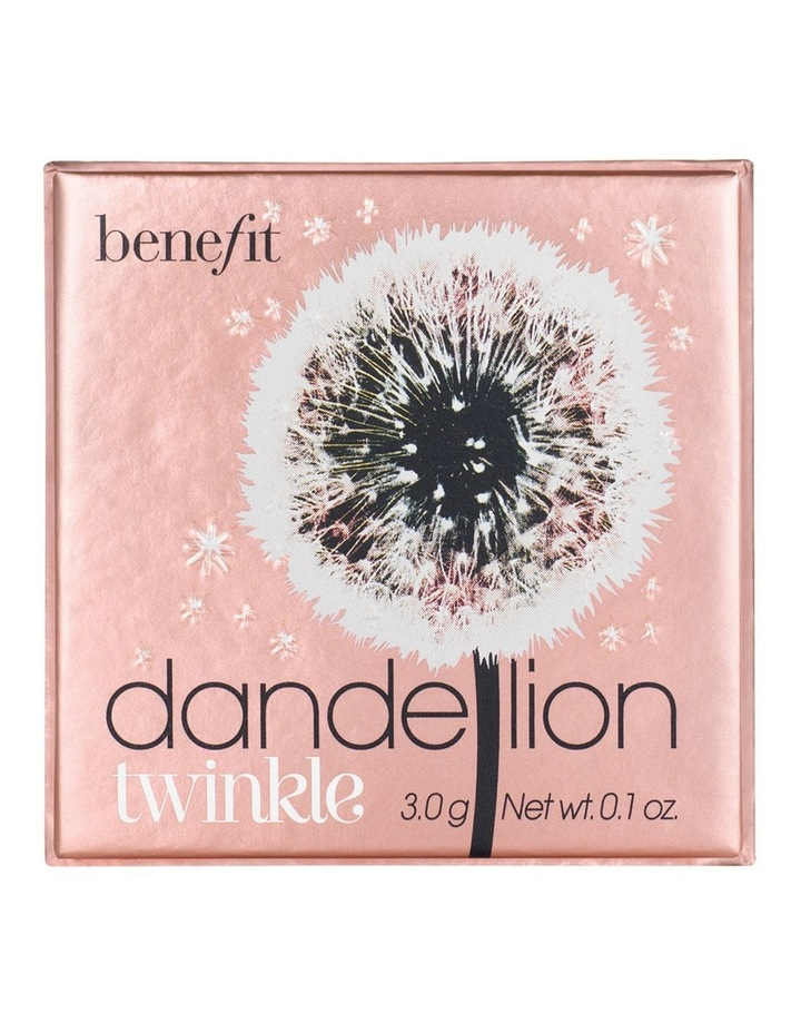Dandelion Twinkle Powder Highlighter image 1