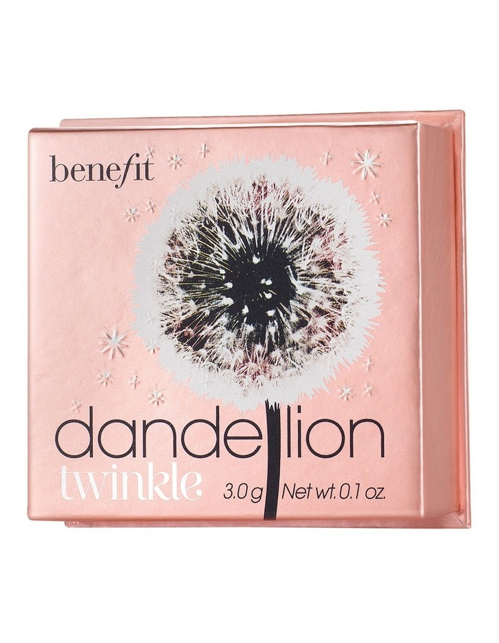 Dandelion Twinkle Powder Highlighter image 3