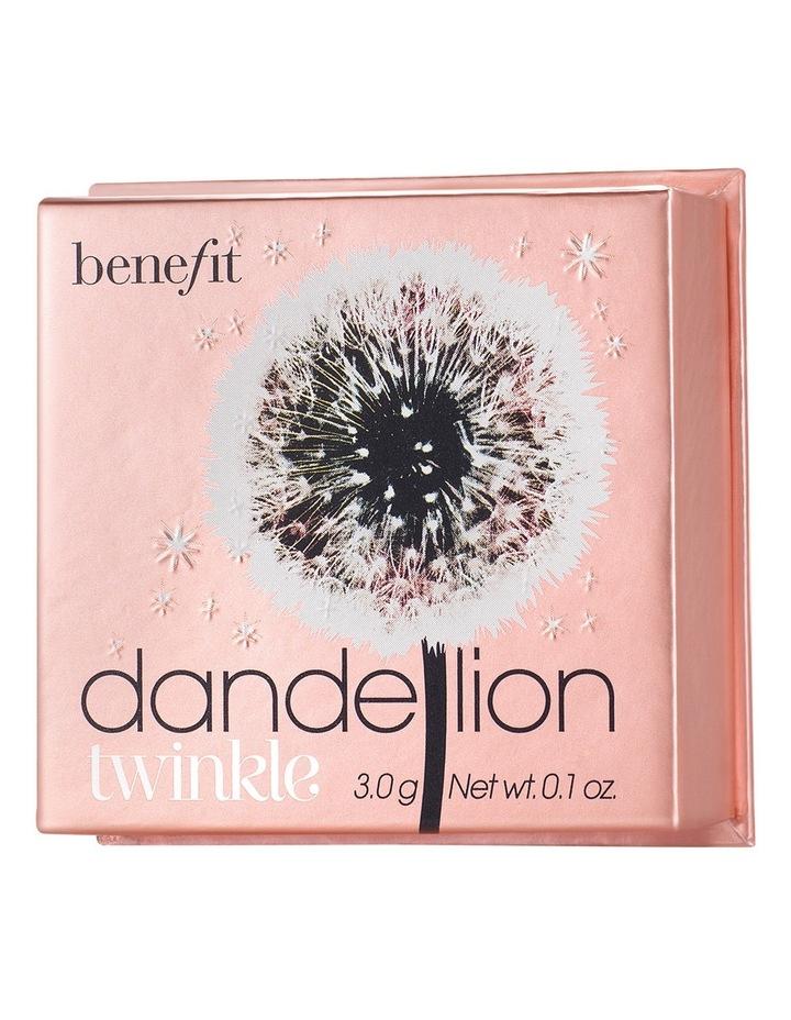 Dandelion Twinkle Powder Highlighter image 5