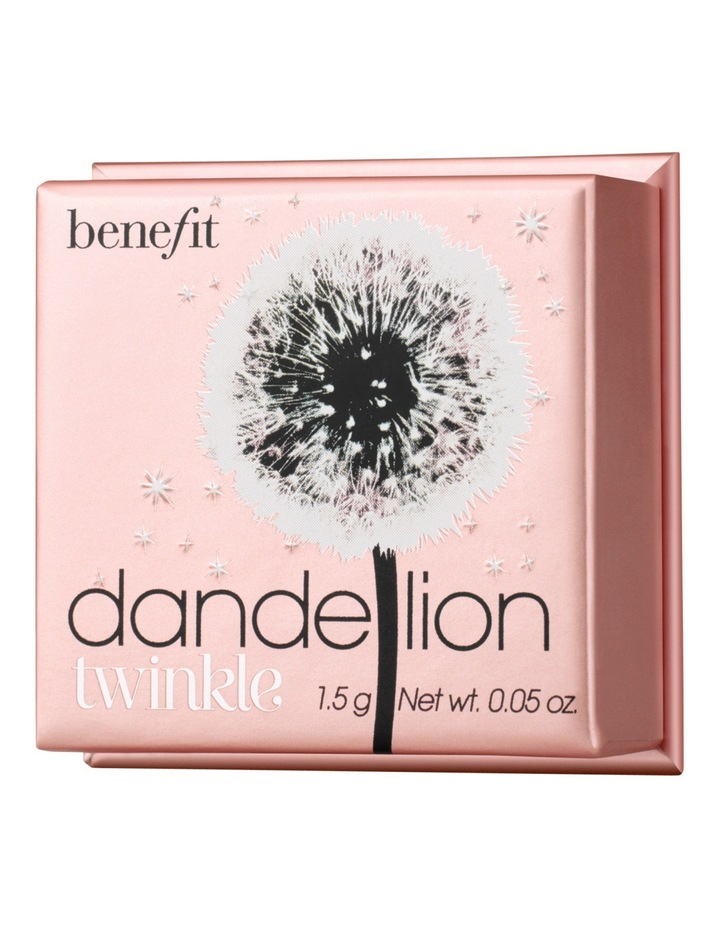 Dandelion Twinkle Powder Highlighter image 4