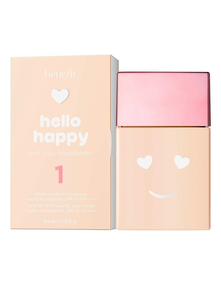 Hello Happy Soft Blur Foundation image 1