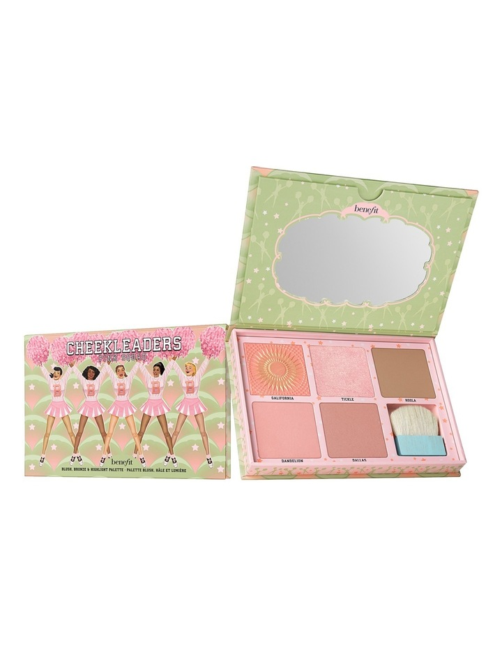Cheekleaders Palette (Valued at $260) image 1