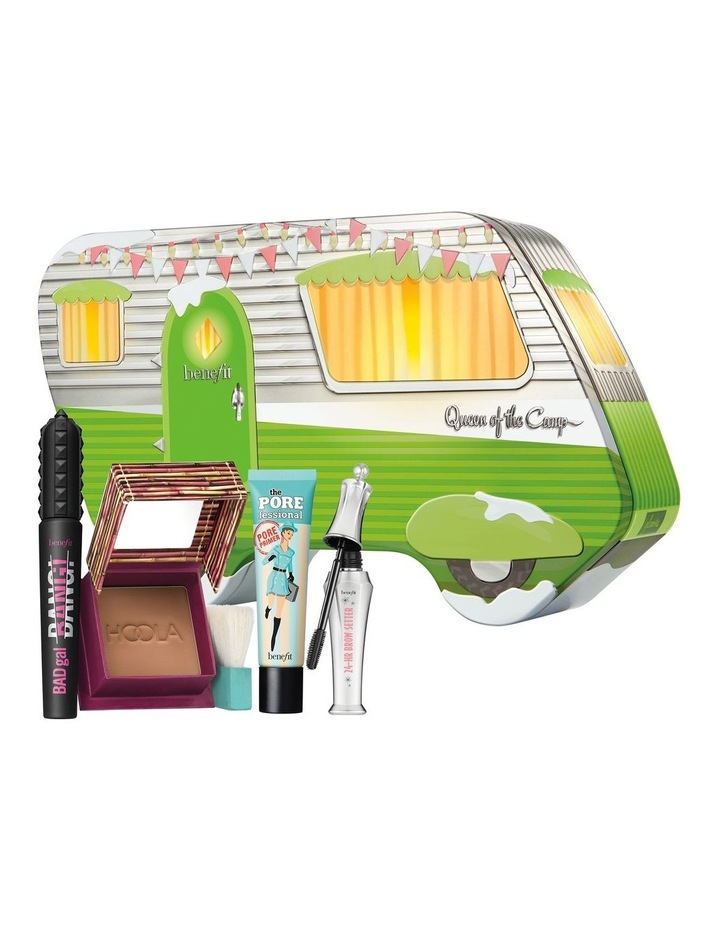 Queen Of The Camp Set (valued at $193) image 1