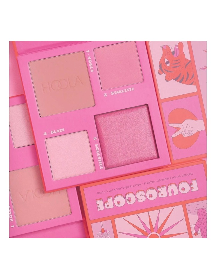Fouroscope Fire Queen Palette (valued at $166) image 4