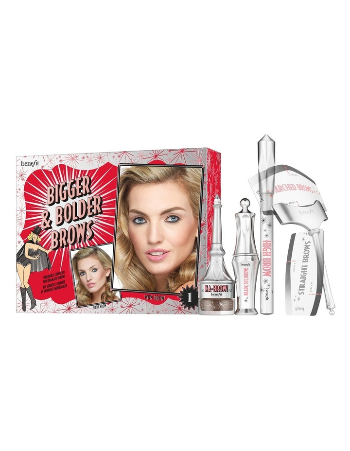 Bigger & Bolder Brows Kit image 1