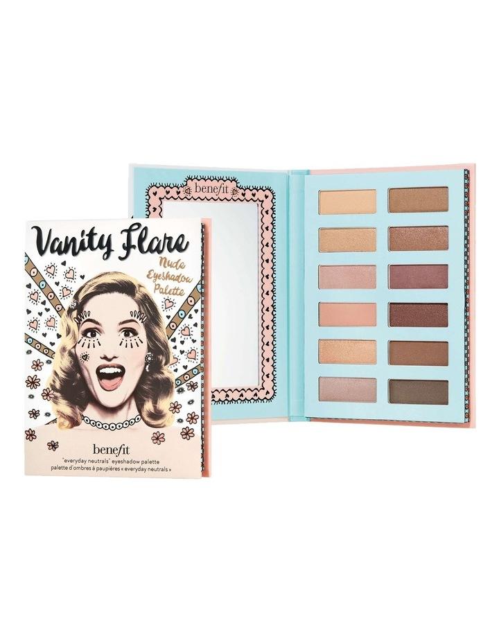 Vanity Flare: Nude Edition Eyeshadow Palette image 2