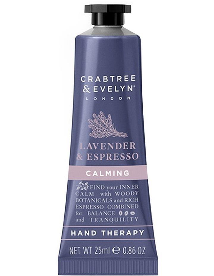 Lavender & Espresso Hand Therapy 25ml image 1