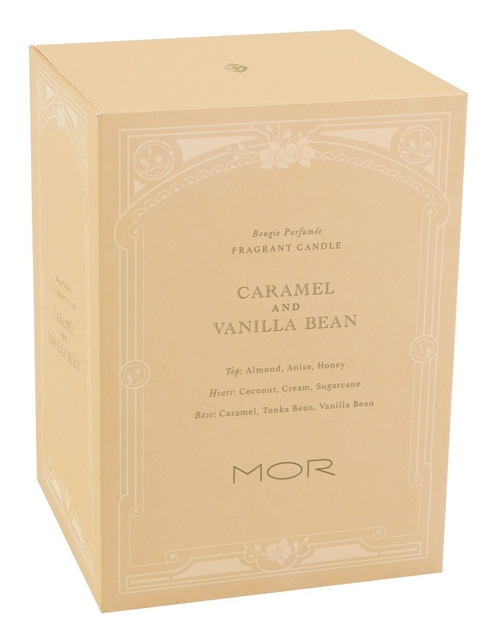 Fragrant Candle  380g  Caramel & Vanilla Bean image 3
