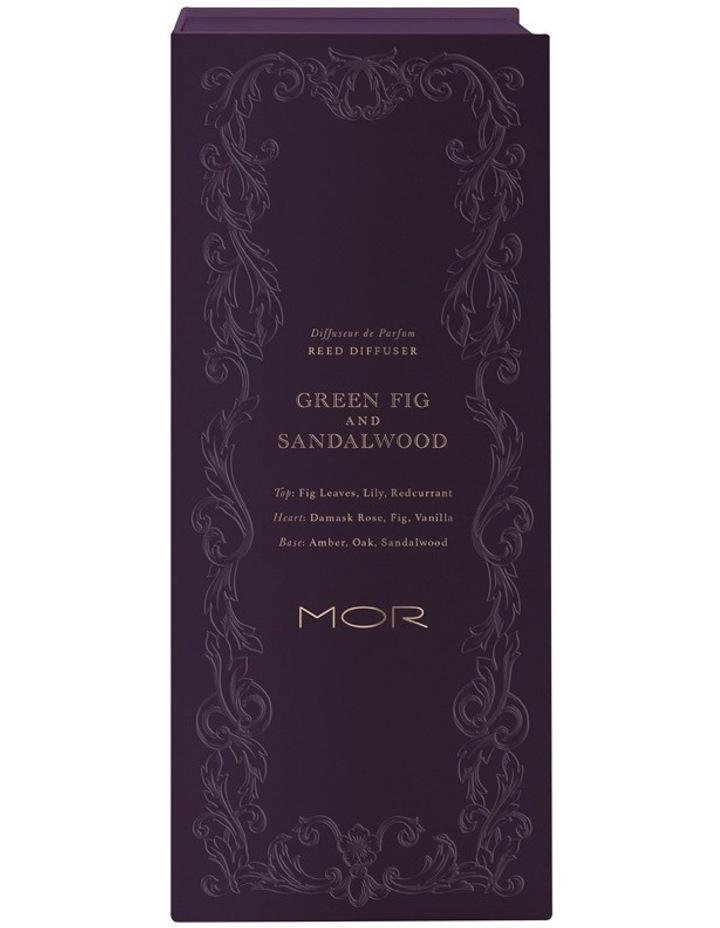 MOR Reed Diffuser 200Ml Green Fig & Sandalwood image 4