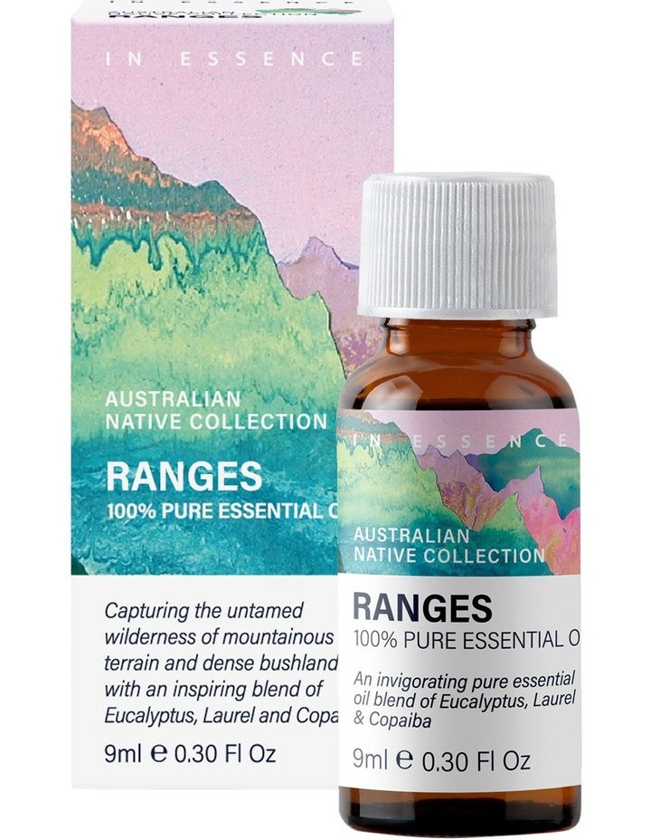 Australian Native Collection Blend Ranges 9Ml Boxed image 1