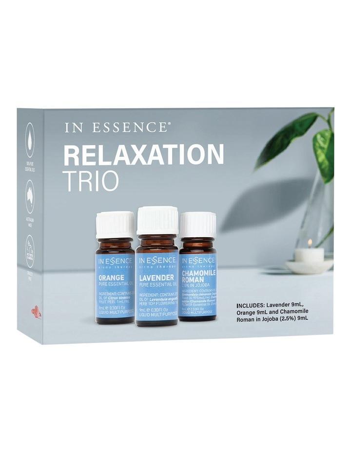 Relaxation Essentials Trio image 2