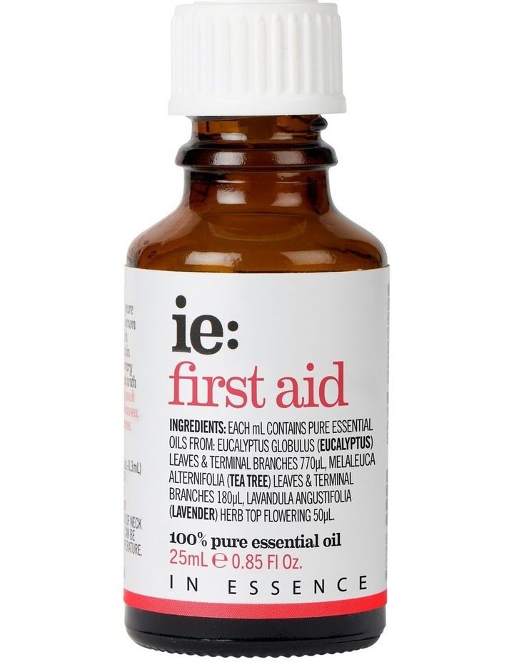 ie: First Aid  25ml image 1