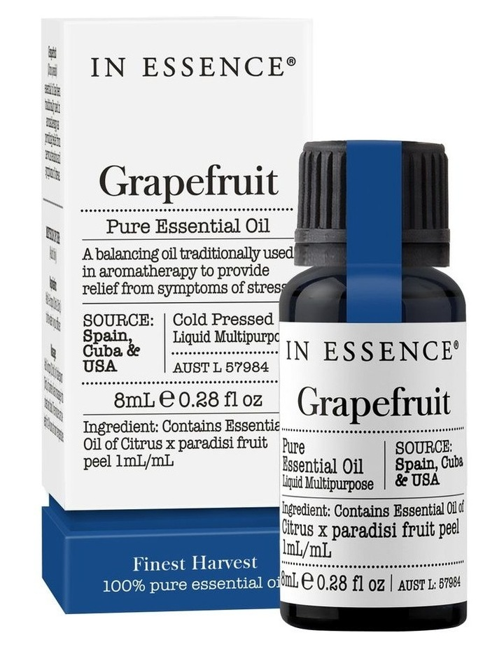 Grapefruit Pure Essential Oil 8ml image 1