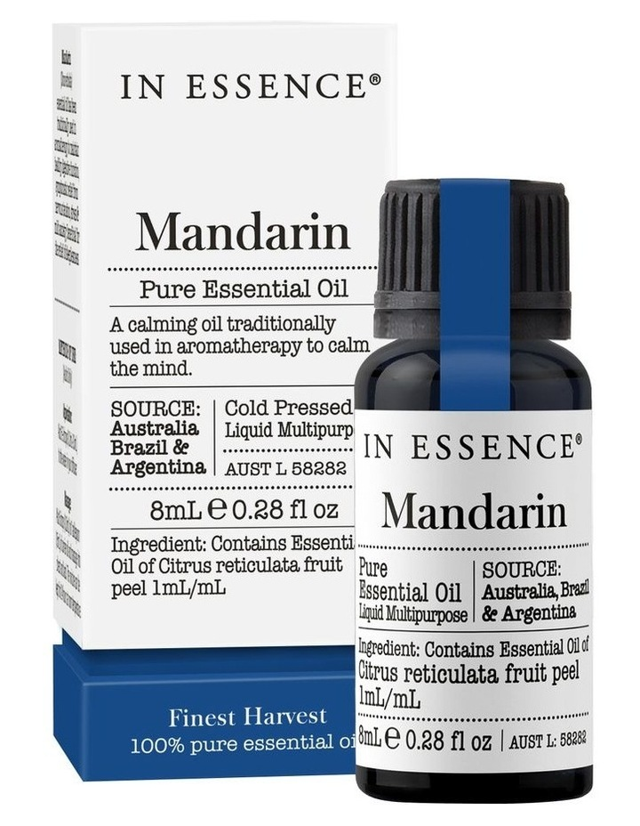 Mandarin Pure Essential Oil 8ml image 1