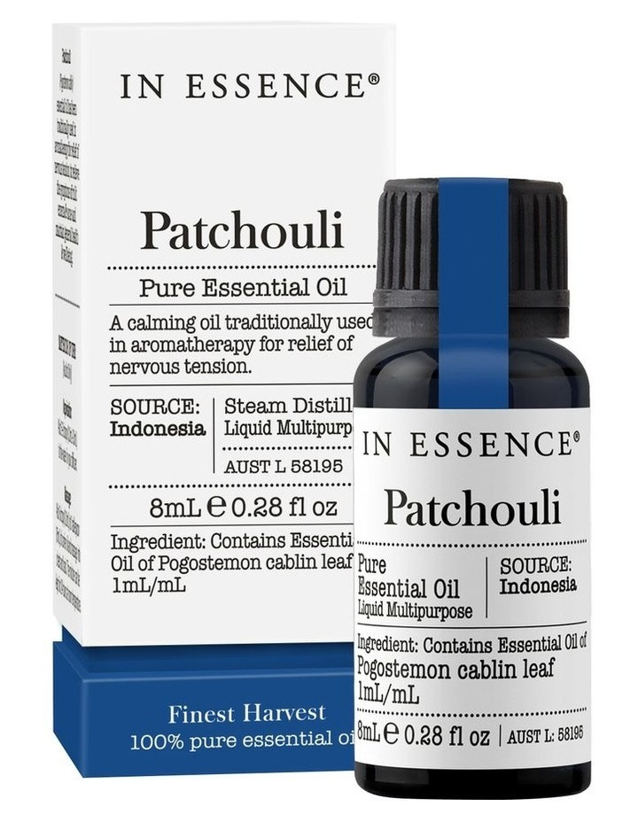 Patchouli Pure Essential Oil 8ml image 1